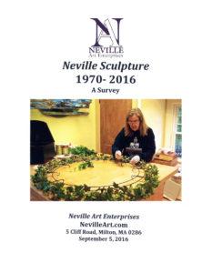 Title page Neville sculpture