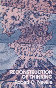 """Reconstruction of Thinking"" book cover"