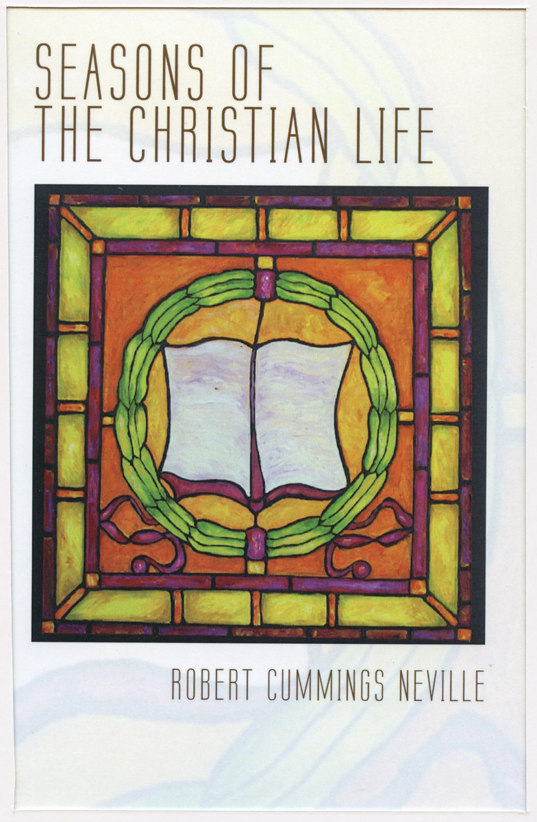 """Book Cover: """"Seasons of the Christian Life"""""""