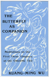 """Book Cover: """"The Butterfly as Companion"""""""