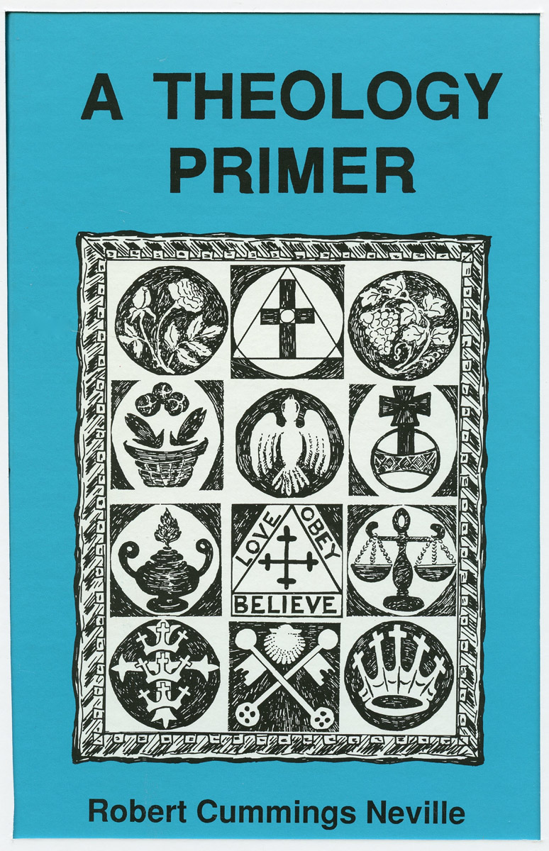 """Book cover: """"A Theology Primer"""""""