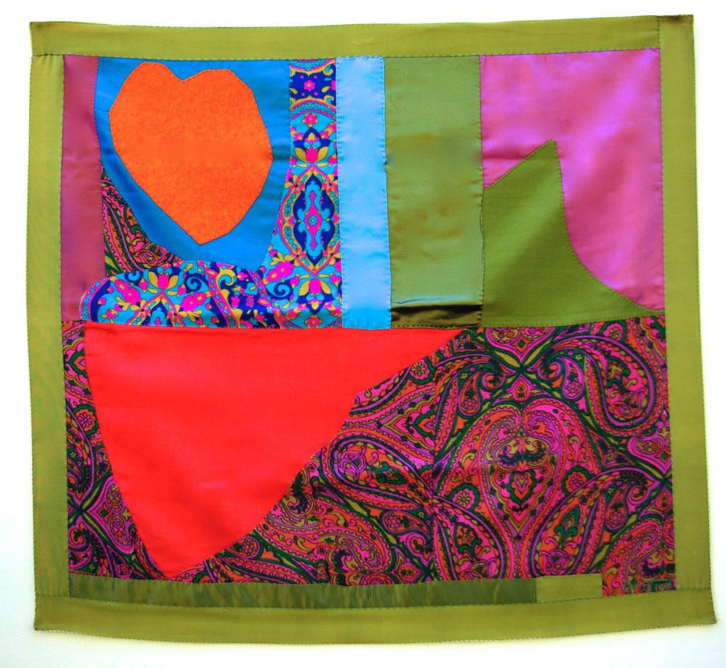 Corita Heart banner