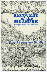 """Book Cover: """"Recovery of the Measure"""""""