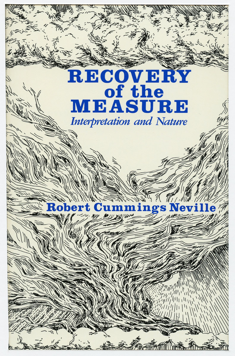 "Book Cover: ""Recovery of the Measure"""