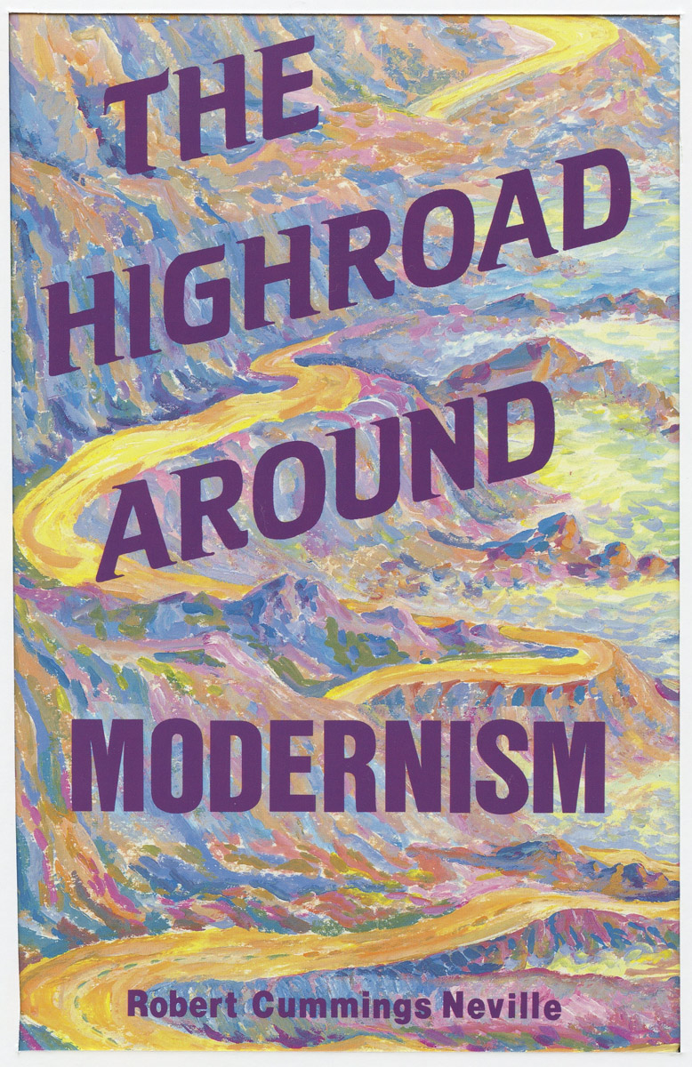 "Book Cover: ""The Highroad Around Modernism"""