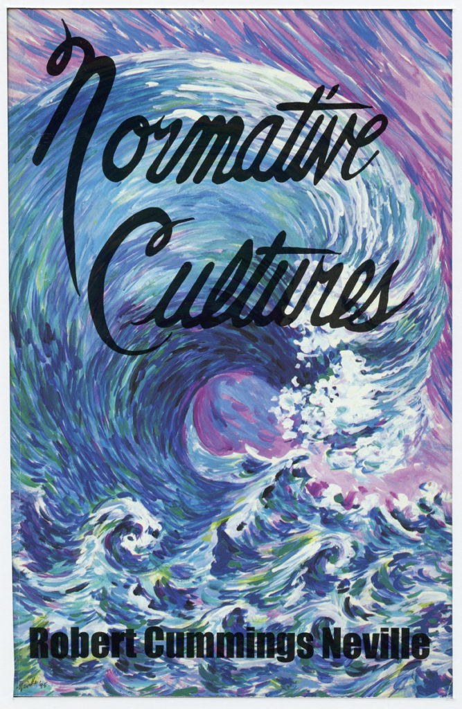 "Book Cover: ""Normative Cultures"""