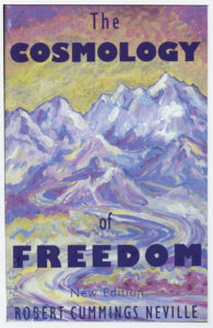 "Book Cover: ""The Cosmology of Freedom"""